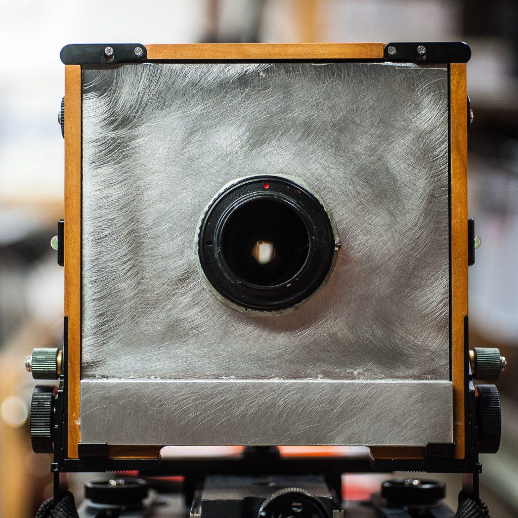 Digitaladapter an der Chamonix C45F-2